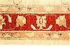 Pishavar Beige Hand Knotted 211 X 311  Area Rug 250-28992 Thumb 2