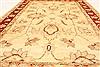 Pishavar Beige Hand Knotted 211 X 311  Area Rug 250-28992 Thumb 3