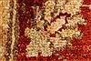 Pishavar Beige Hand Knotted 211 X 311  Area Rug 250-28992 Thumb 5