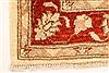 Pishavar Beige Hand Knotted 211 X 311  Area Rug 250-28992 Thumb 7