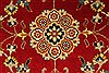 Isfahan Red Hand Knotted 27 X 42  Area Rug 250-28993 Thumb 2