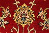 Isfahan Red Hand Knotted 27 X 42  Area Rug 250-28993 Thumb 7