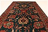 Semnan Red Hand Knotted 24 X 43  Area Rug 250-28995 Thumb 3