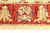 Pishavar Beige Hand Knotted 28 X 43  Area Rug 250-28999 Thumb 3