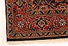 Herati Beige Hand Knotted 25 X 41  Area Rug 250-29002 Thumb 1