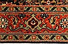 Herati Beige Hand Knotted 25 X 41  Area Rug 250-29002 Thumb 3