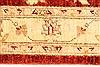 Pishavar Beige Hand Knotted 29 X 42  Area Rug 250-29011 Thumb 1