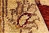 Pishavar Beige Hand Knotted 29 X 42  Area Rug 250-29011 Thumb 4