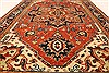 Serapi Red Hand Knotted 26 X 311  Area Rug 250-29019 Thumb 4
