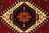 Karajeh Red Hand Knotted 27 X 42  Area Rug 250-29028 Thumb 2