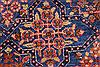 Kashan Red Hand Knotted 72 X 99  Area Rug 254-29134 Thumb 4