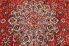 Isfahan Red Hand Knotted 107 X 160  Area Rug 254-29139 Thumb 2