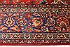Isfahan Red Hand Knotted 107 X 160  Area Rug 254-29139 Thumb 3
