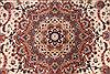 Tabriz Beige Hand Knotted 68 X 101  Area Rug 254-29160 Thumb 6
