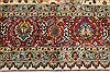Tabriz Blue Hand Knotted 118 X 150  Area Rug 254-29167 Thumb 7