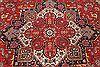 Tabriz Blue Hand Knotted 99 X 1210  Area Rug 254-29181 Thumb 3