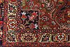 Tabriz Blue Hand Knotted 99 X 1210  Area Rug 254-29181 Thumb 5