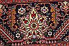 Tabriz Blue Hand Knotted 99 X 1210  Area Rug 254-29181 Thumb 6