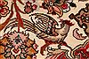 Tabriz Beige Hand Knotted 80 X 116  Area Rug 254-29236 Thumb 1