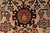 Bakhtiar Beige Hand Knotted 92 X 114  Area Rug 254-29243 Thumb 1
