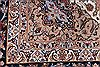 Isfahan Red Hand Knotted 100 X 1310  Area Rug 254-29354 Thumb 1