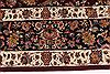 Tabriz Red Hand Knotted 910 X 135  Area Rug 254-29358 Thumb 8