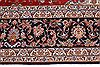 Isfahan Red Hand Knotted 100 X 133  Area Rug 254-29360 Thumb 8