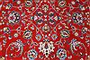 Isfahan Red Hand Knotted 61 X 113  Area Rug 254-29586 Thumb 3
