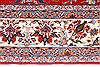 Isfahan Red Hand Knotted 61 X 113  Area Rug 254-29586 Thumb 4