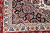 Isfahan White Hand Knotted 85 X 124  Area Rug 254-29606 Thumb 5