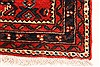 Hossein Abad Blue Runner Hand Knotted 29 X 173  Area Rug 250-29619 Thumb 7