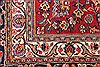 Mashad Red Hand Knotted 81 X 112  Area Rug 254-29668 Thumb 5