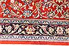 Qum Blue Runner Hand Knotted 27 X 98  Area Rug 254-29723 Thumb 3