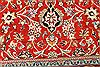 Qum Blue Runner Hand Knotted 27 X 98  Area Rug 254-29723 Thumb 7