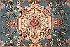 Tabriz Beige Hand Knotted 20 X 29  Area Rug 254-29923 Thumb 2