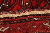 Bokhara Red Hand Knotted 32 X 57  Area Rug 100-30102 Thumb 5