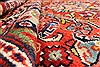 Mahal Multicolor Hand Knotted 113 X 172  Area Rug 254-30155 Thumb 14