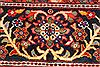 Mahal Multicolor Hand Knotted 113 X 172  Area Rug 254-30155 Thumb 18