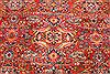 Mahal Multicolor Hand Knotted 113 X 172  Area Rug 254-30155 Thumb 5