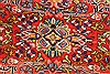 Mahal Multicolor Hand Knotted 113 X 172  Area Rug 254-30155 Thumb 8