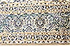 Nain Blue Hand Knotted 112 X 180  Area Rug 250-30176 Thumb 7