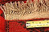 Bokhara Red Hand Knotted 35 X 61  Area Rug 100-30180 Thumb 4