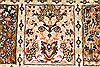 Bakhtiar Multicolor Hand Knotted 85 X 1011  Area Rug 255-30185 Thumb 7