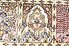 Bakhtiar Multicolor Hand Knotted 85 X 1011  Area Rug 255-30185 Thumb 8