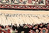 Qum Red Runner Hand Knotted 27 X 120  Area Rug 255-30206 Thumb 2