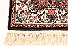 Qum Red Runner Hand Knotted 27 X 120  Area Rug 255-30206 Thumb 4