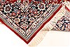Isfahan Red Hand Knotted 65 X 89  Area Rug 255-30208 Thumb 11