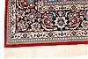Isfahan Red Hand Knotted 65 X 89  Area Rug 255-30208 Thumb 4