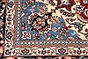 Isfahan Red Hand Knotted 65 X 89  Area Rug 255-30208 Thumb 7