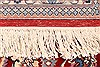 Isfahan Red Hand Knotted 65 X 89  Area Rug 255-30208 Thumb 9